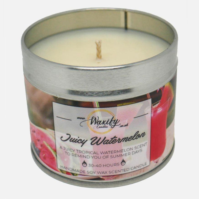 Juicy Watermelon Waxify Candles