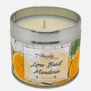 Lime Basil & Mandarin Waxify Candles