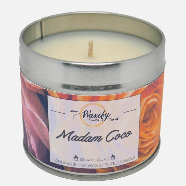 Madam Coco Waxify Candles