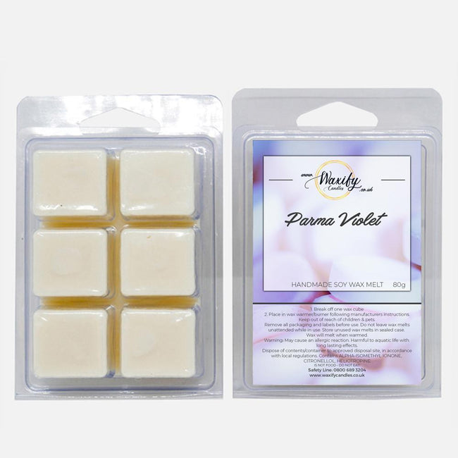 Parma Violets Waxify Candles