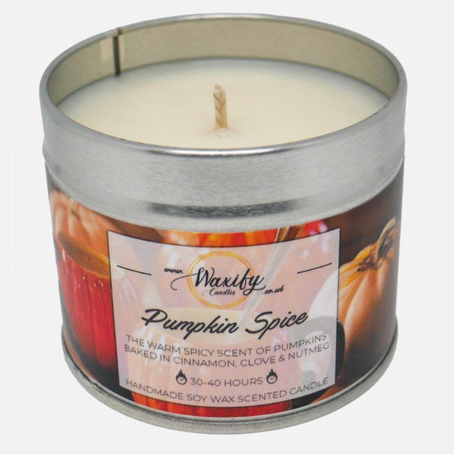 Pumpkin Spice Waxify Candles