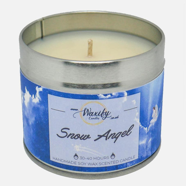 Snow Angel Waxify Candles