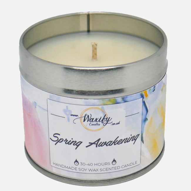 Spring Awakening Waxify Candles