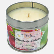 Strawberry Delight Waxify Candles