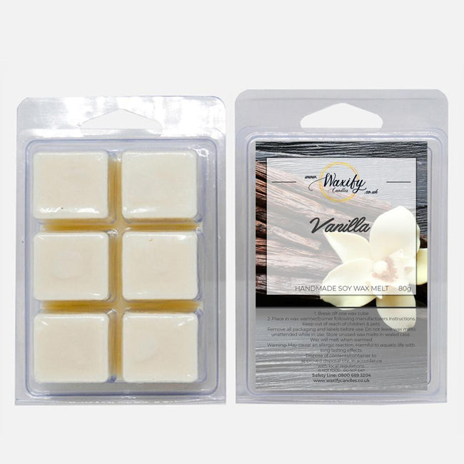 Vanilla Waxify Candles