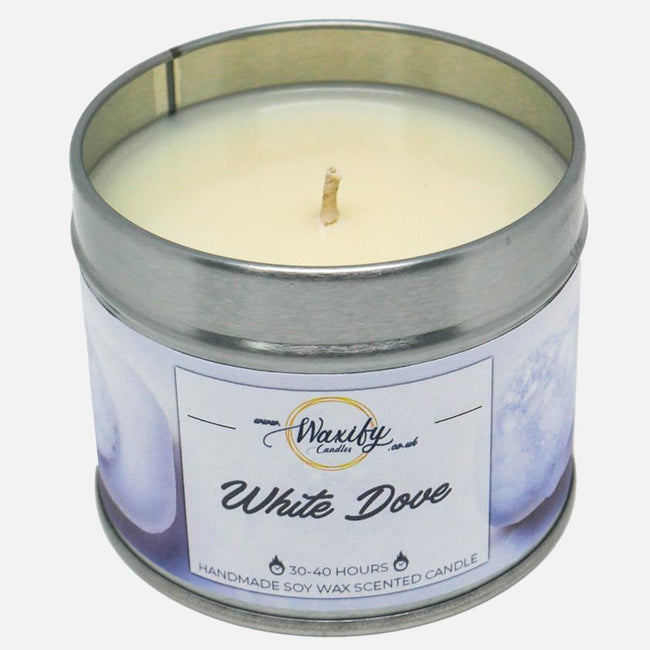 White Dove Waxify Candles