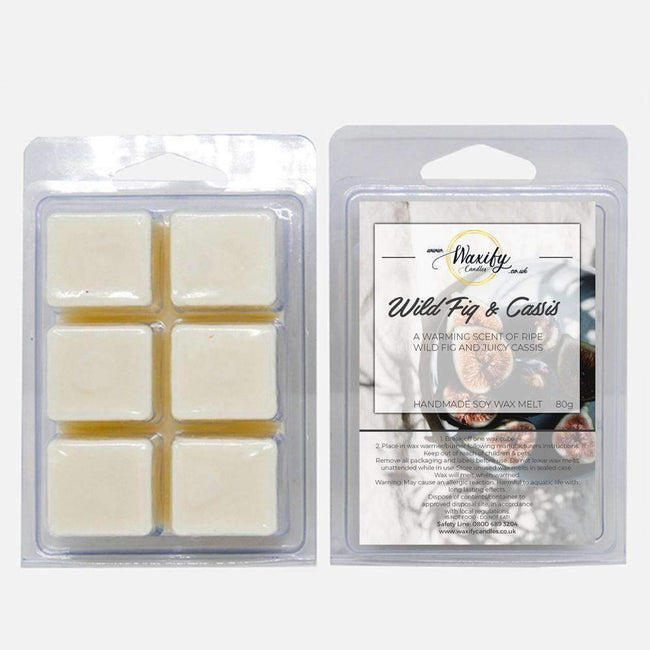 Wild Fig & Cassis Waxify Candles