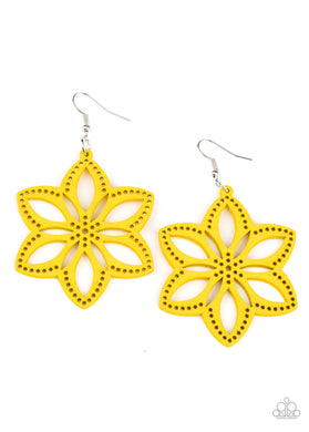 PRE-ORDER Bahama Blossoms - Yellow