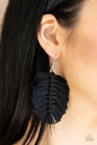 Knotted Native - Black