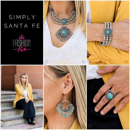 Simply Santa Fe- Complete Trend Blend (October 2019)