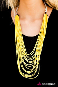 The Bead Scene - Yellow