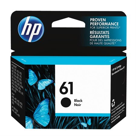 HP 61 Ink Jet Cartridge black