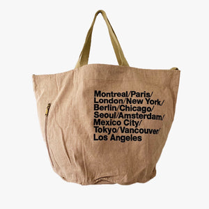 Bolso TRAVELLER FOUNDATION