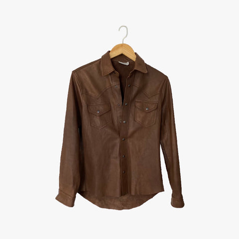 Camisa LEATHER OR FEATHER