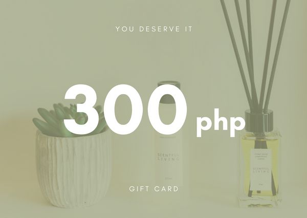 Scentful Living Gift Card