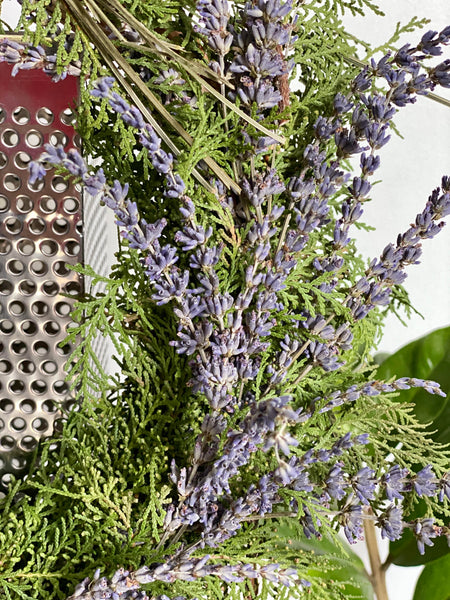 [SOLD OUT] Peace Wreath - Lavender and Cypress