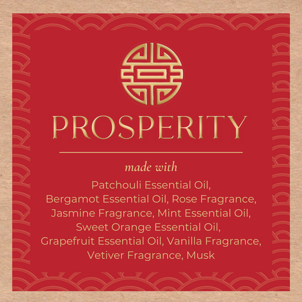 Wealth Candle: PROSPERITY