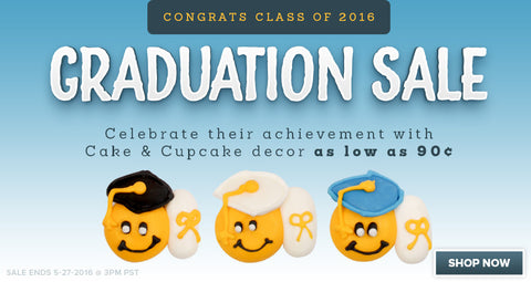 Sale of the Week - Graduation Sale