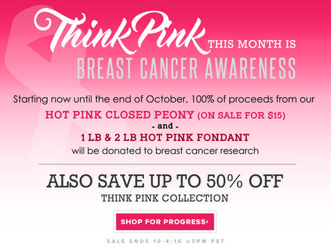 Sale of the Week - Pink Sale