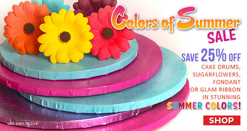 Colors of Summer Sale