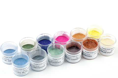 Caljava Exclusive Lustre Dust