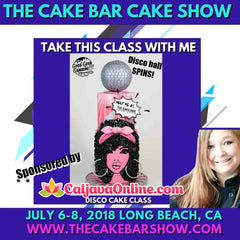 Cake Bar Cake Show Long Beach, CA.  Cake Decorating Classes in California. New Cake Show in the Los Angeles Area. Shop for cake decorating products.