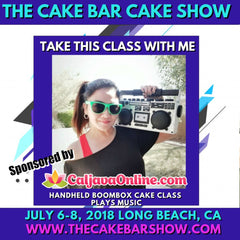Cake Bar Cake Show Long Beach, CA. Cake Decorating Classes.  New Cake Show in the Los Angeles Area. Shop for cake decorating products.