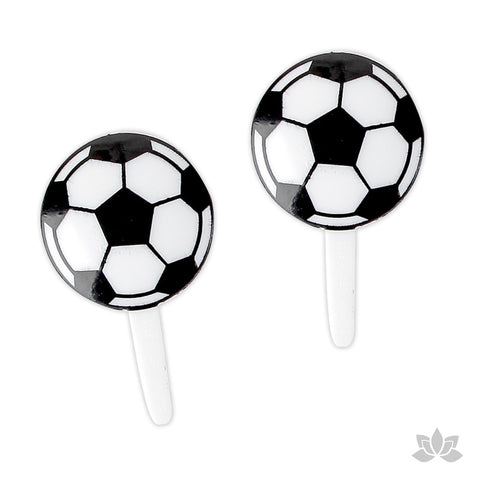 Black Soccer Ball Picks