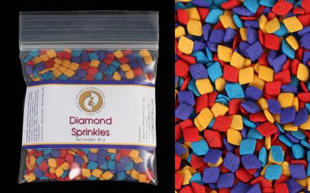 Diamond Sprinkles