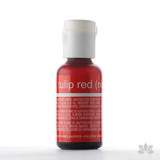 ChefMaster Liqua-Gel Color 0.70 oz - Tulip Red