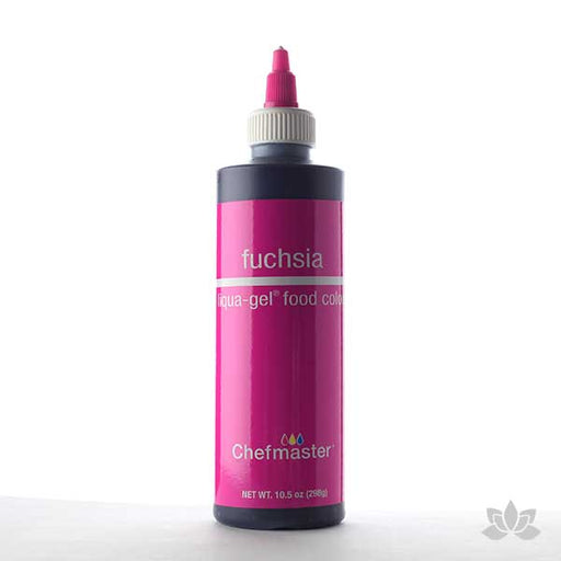 ChefMaster Liqua-Gel Color 10.5 oz - Fuchsia