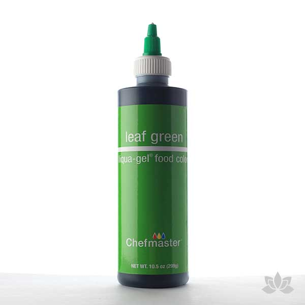 ChefMaster Liqua-Gel Color 10.5 oz - Leaf Green