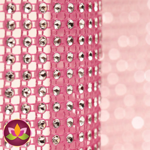 Add bling to your cake with Glam Ribbon Diamond Cake Wraps. Perfect for cake decorating rolled fondant cakes & wedding cakes. Cake decoration. Diamond Mesh.