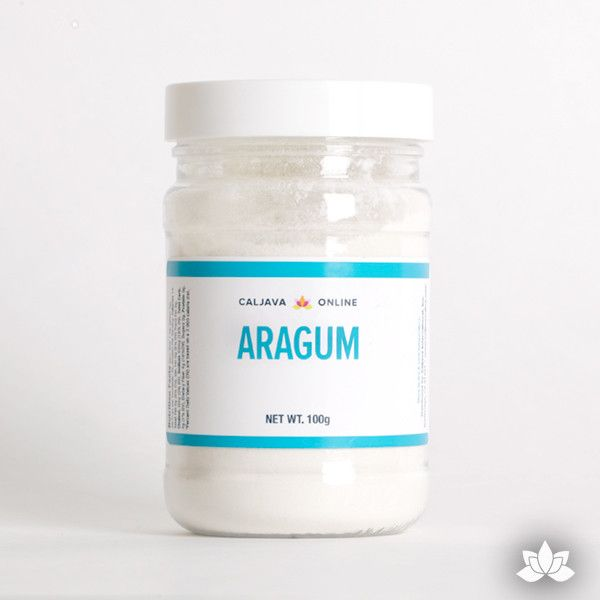 Gum Tragacanth Powder replacement. Aragum is used for making gumpaste