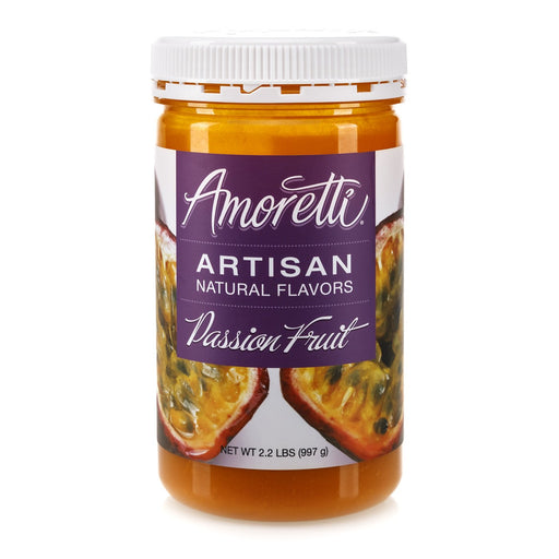 Natural Passion Fruit Artisan Flavor by Amoretti