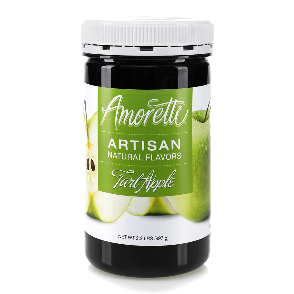 Natural Tart Apple Artisan Flavor by Amoretti