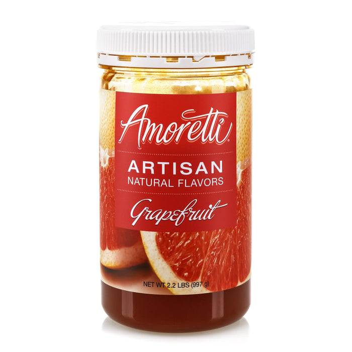 Natural Grapefruit Artisan Flavor by Amoretti