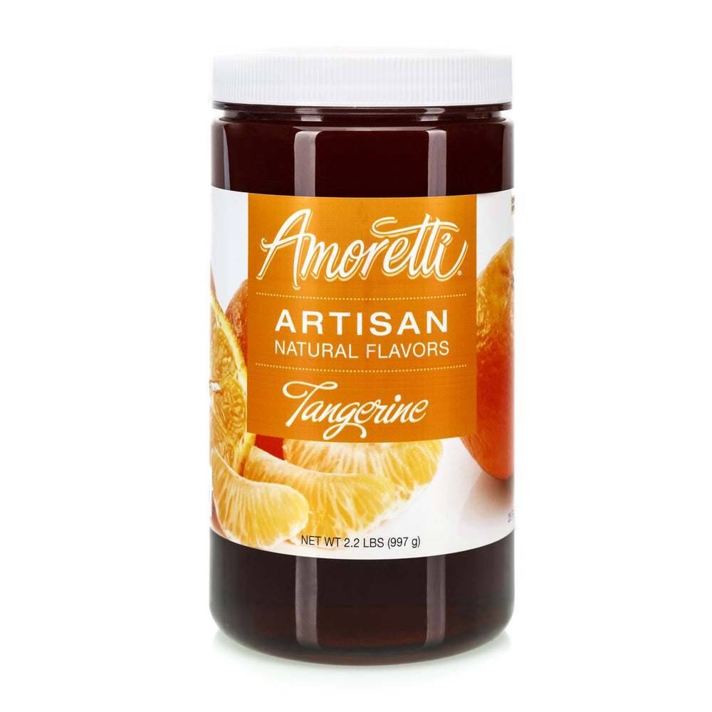 Natural Tangerine Artisan Flavor by Amoretti