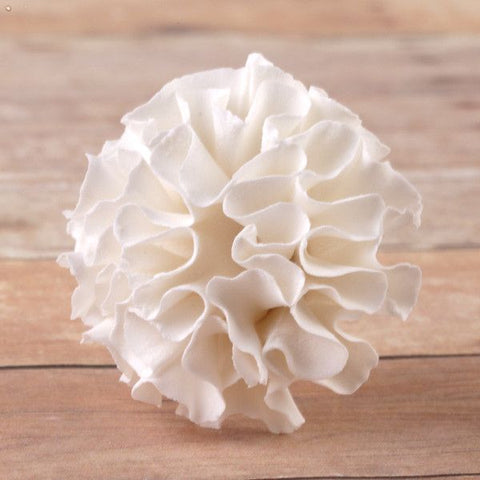 Gumpaste Carnation Sugarflowers are perfect cake decorating fondant wedding cakes & cupcakes. Handmade cake toppers from gumpaste/fondant. Wholesale sugarflower