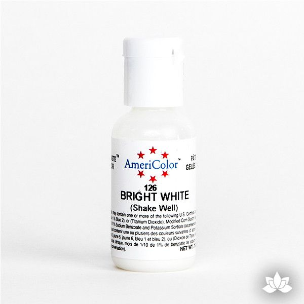 Bright White Soft Gel Paste