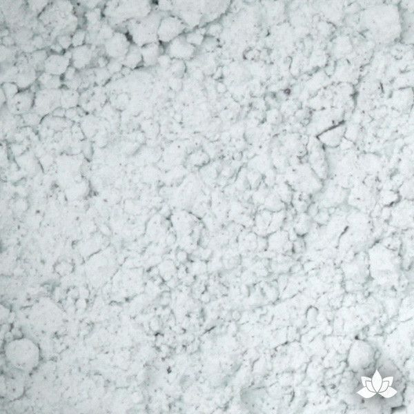 Aquamarine Petal Dust color food coloring perfect for cake decorating & coloring gumpaste sugar flowers.