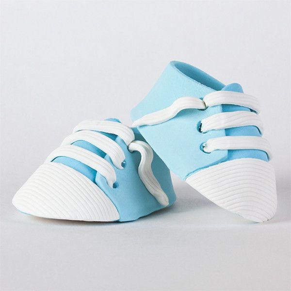 All-Star Baby Shoes - Blue — CaljavaOnline