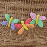 Whimsical Butterflies -  Multicolor