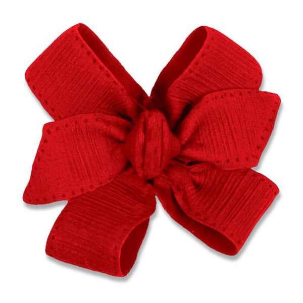Fancy Bow - Red