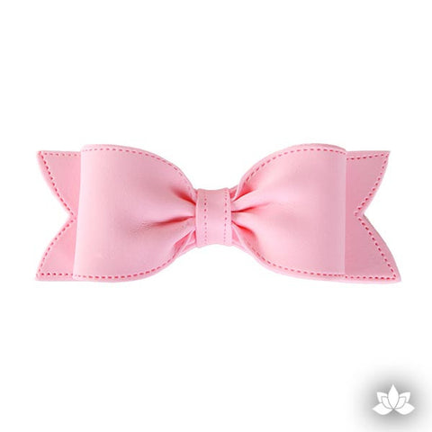 Large Bow Tie w/ Tail - Pink