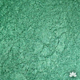 Super green Luster Dust colors for cake decorating fondant cakes, gumpaste sugarflowers, cake toppers, & other cake decorations. Wholesale cake supply. Bakery Supply. Bottle green Lustre Dust Color.