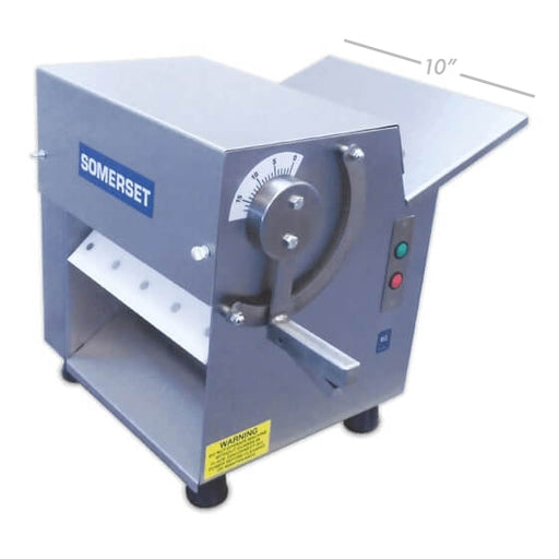"Somerset Dough & Fondant Sheeter 10"" (CDR-100)"