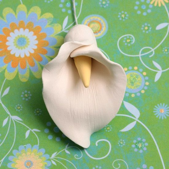 Medium Calla Lilies - White