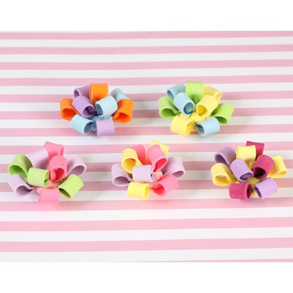 Cupcake Bows - Multicolored