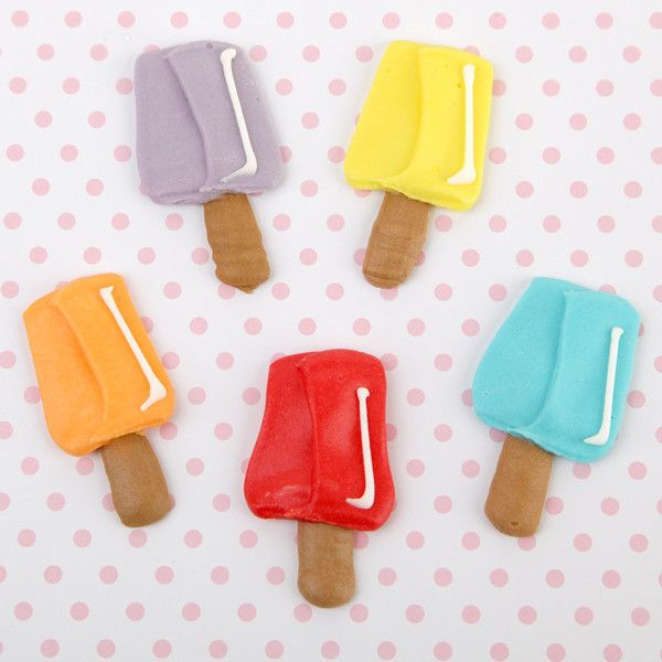Edible Popsicles